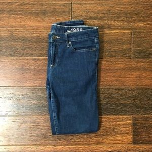 GAP skinny jeans, good condition